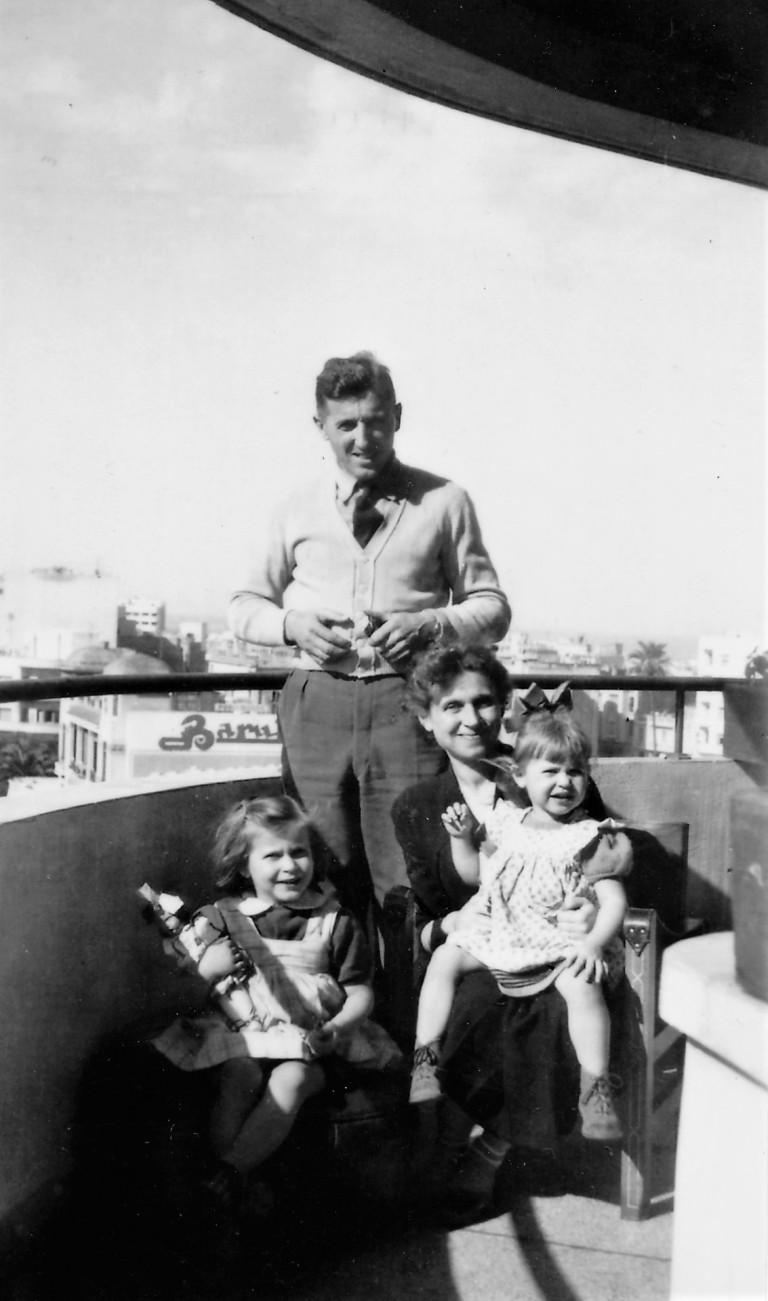 janvier 1950 place de verdun 6eme étage