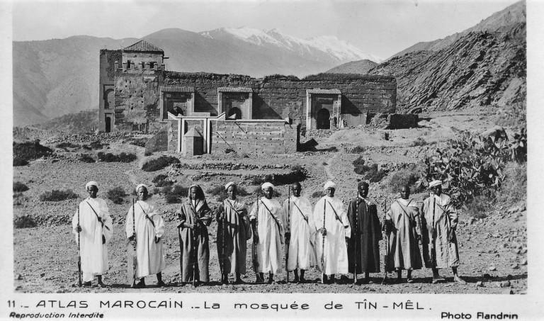 la mosquée de Tin Mel 1935.jpg
