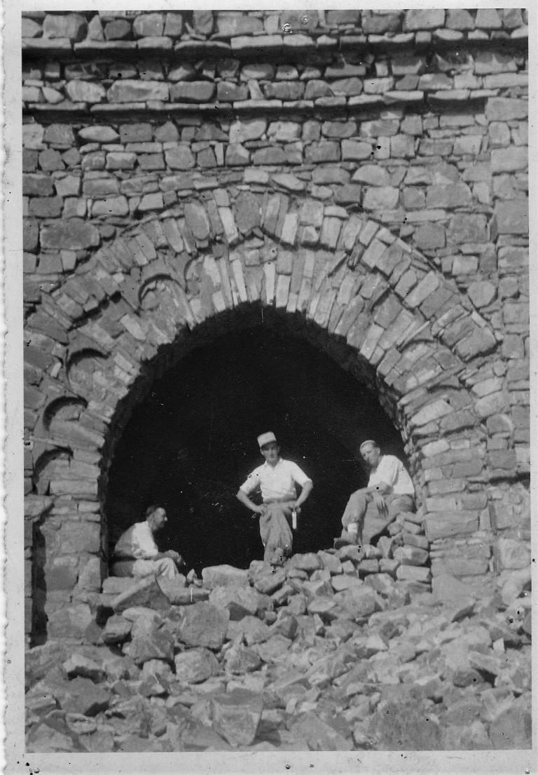 poste espagnol dar sultan àTaghlit juillet 1934